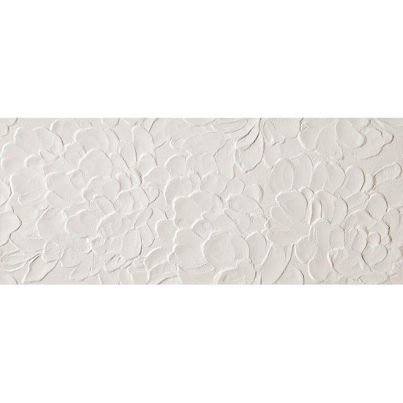 FAP Lumina Sand Art blossom white 50x120 cm depth 8.5 mm matte